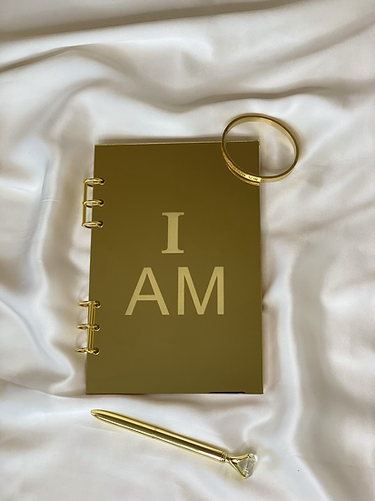 The I AM Mirror Journal