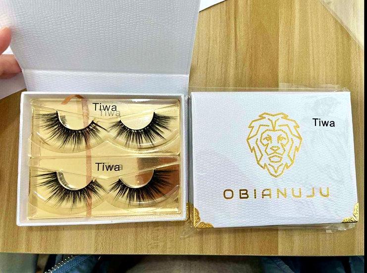 Tiwa - Silk Lashes