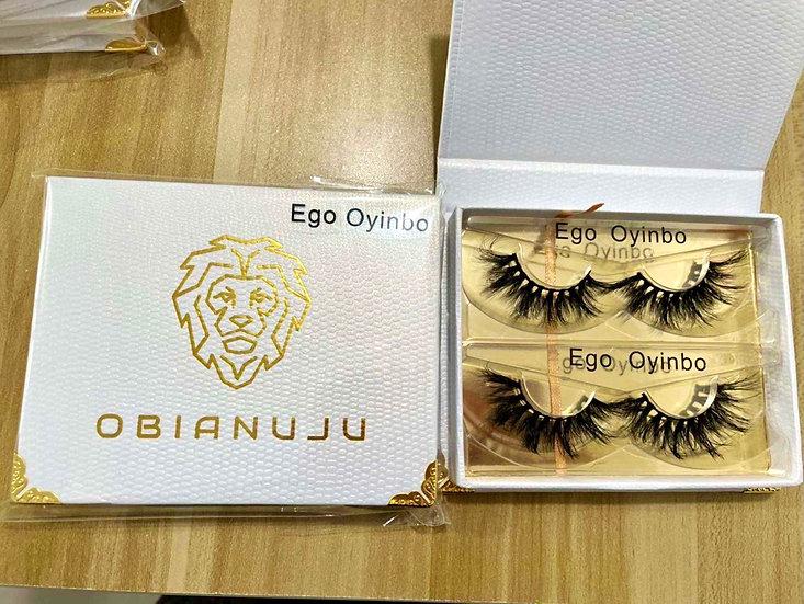 Ego Oyibo - Luxury Mink Lashes