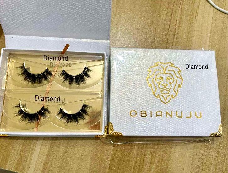 Diamond - Luxury Mink Lashes