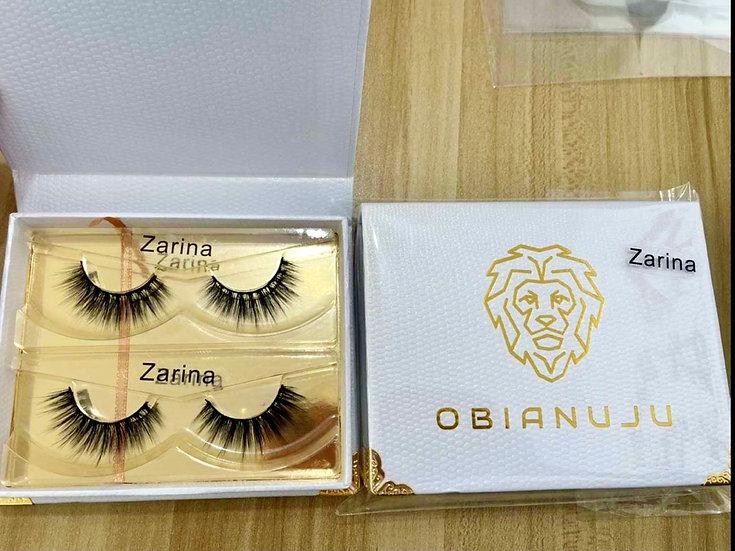 Zarina - Silk Lashes