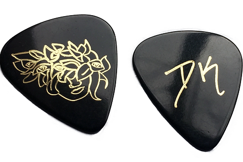 DK Guitar Picks - Double-Sided (Pack of 5)