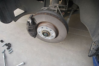 Brake Operation Inspction