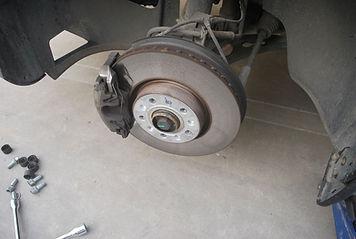Point Auto - Atelier mobile - Réparation et entretien à domicile - Vienne 86 - Freinage