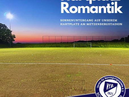 Hartplatz-Romantik in Schrecksbach