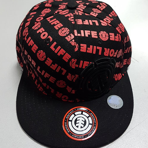 Бейсболка новая; кепка Element for life