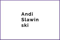 1) Andi Slawinski