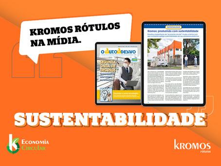 Kromos: produzindo com sustentabilidade