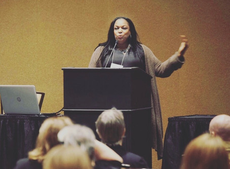 My Debut Reading at my Debut Writer's Conference