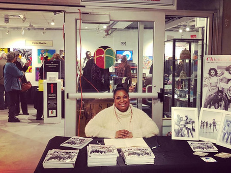 My First Book Signing at The Noyes Arts Garage in Atlantic City!