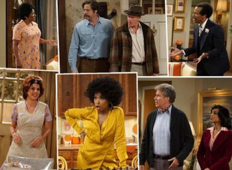 Using Laughter to Discuss Controversy : The return of All in the Family & the Jeffersons