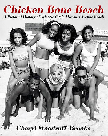 This is the front cover of Cheryl Brooks' book