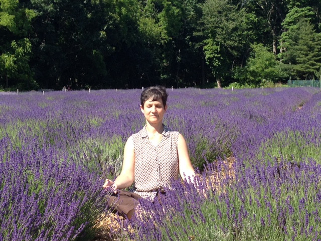 A visit to the Lavender farm out east.