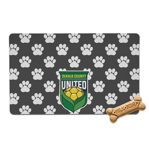 DKCU Pet Food Mat