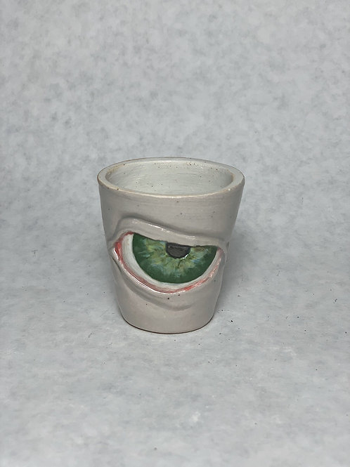 Eye See You There Shot Glass