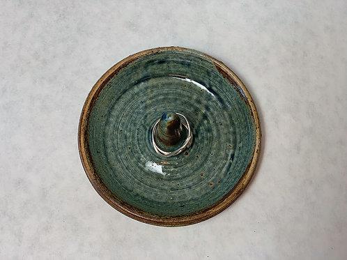 Blue Fairy ring dish