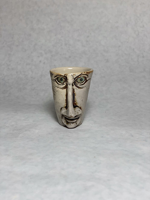 Francis the shot glass
