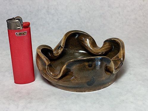 Swirly Sally the ashtray