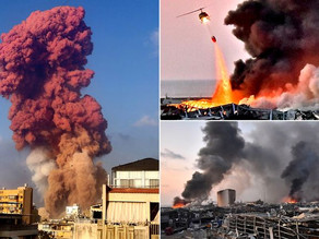 Beirut Explosion: How Does Ammonium Nitrate Affect the Environment?