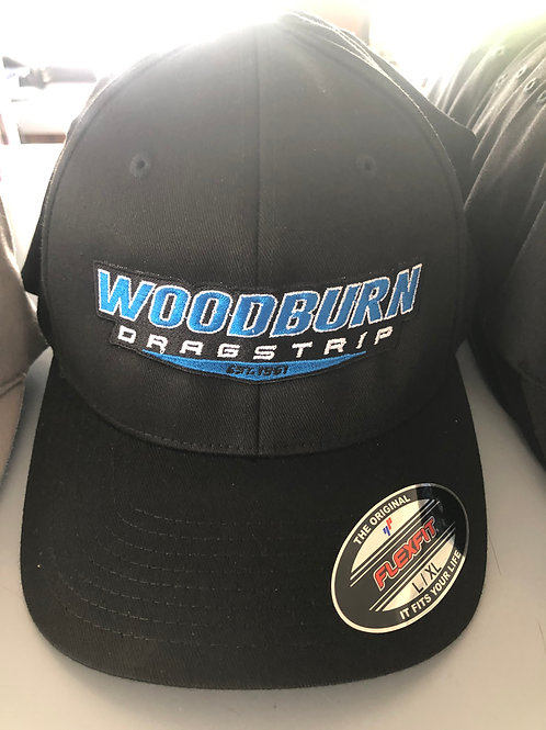 Black Woodburn Dragstrip Hat