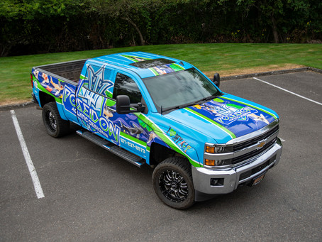 Eye Catching Commercial Wraps, We put design first.
