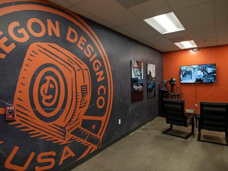 Oregon Design Co moves - Check out the shop
