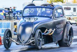 Molly Canham-Pruett ~ 2018 Dragster/Roadster Champion!