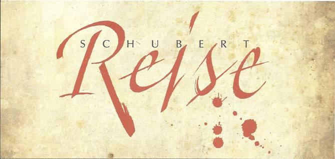 Logo for Schubertreise ©Rosario
