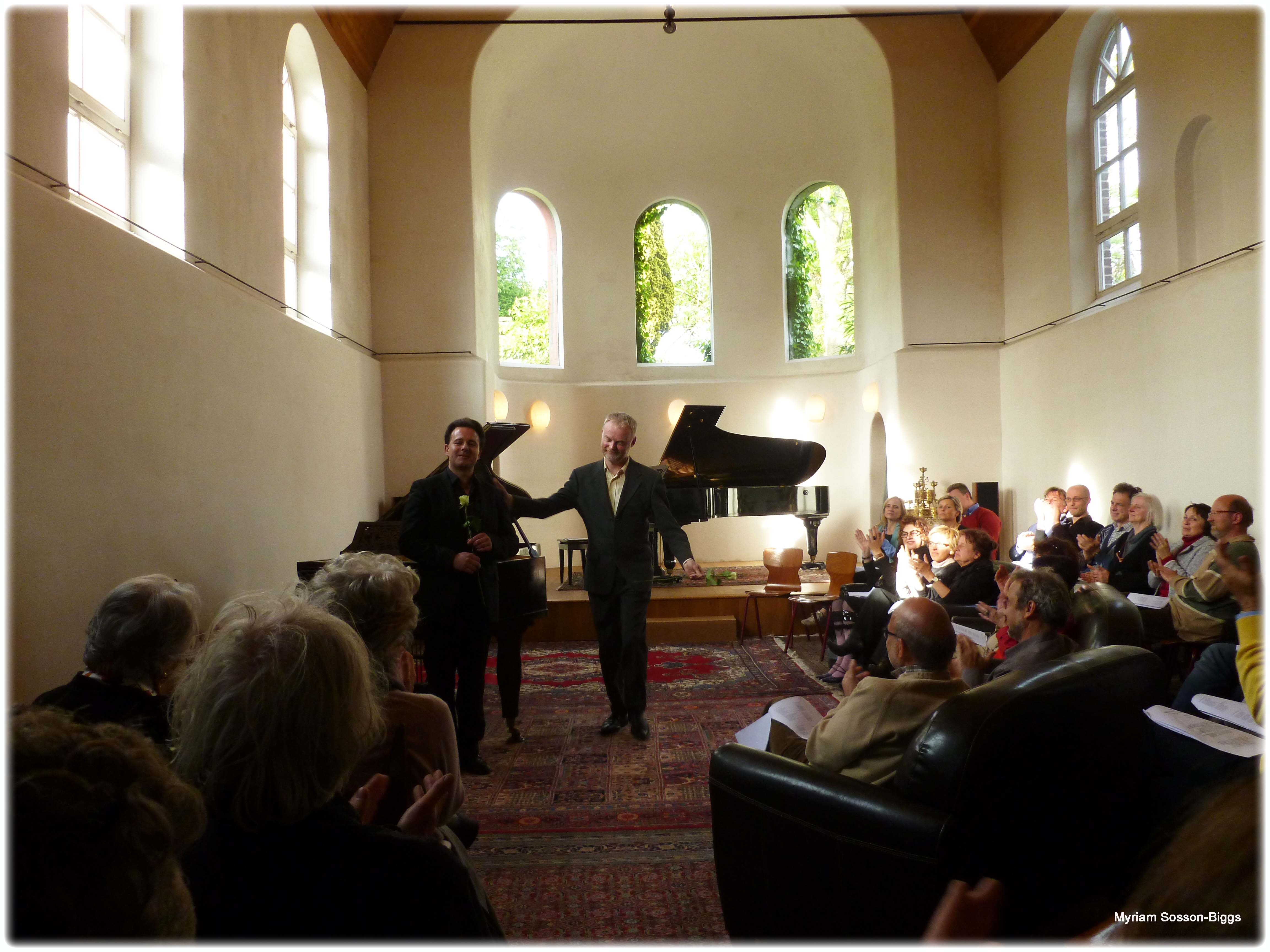 Schubertreise VIII, Bever