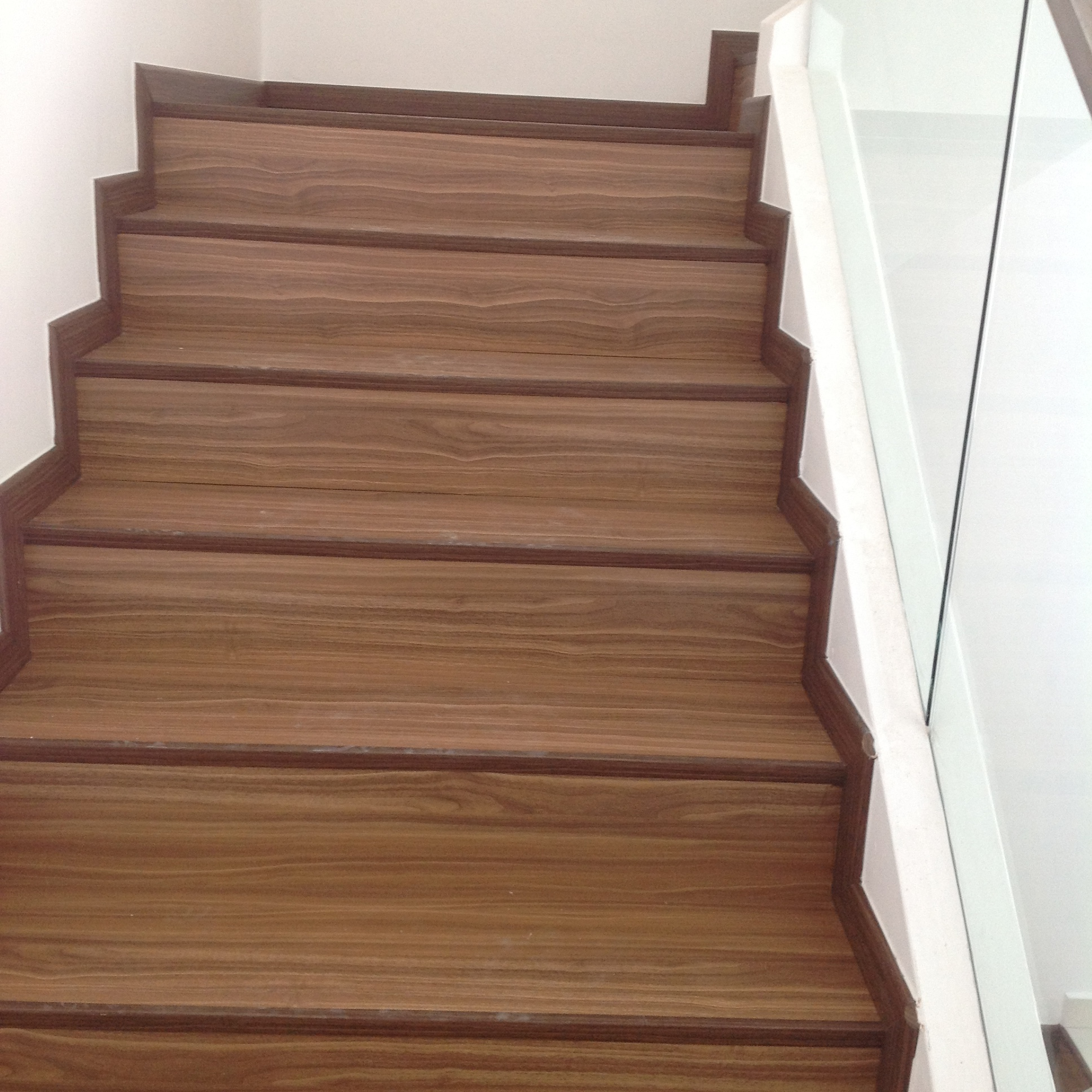Laminate Floor Steps