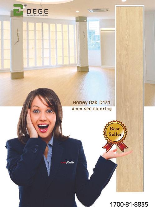 SPC Flooring HONEY OAK D131