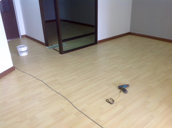 8mm Maple Flooring
