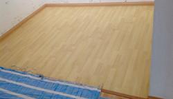 8mm Maple Laminate Flooring