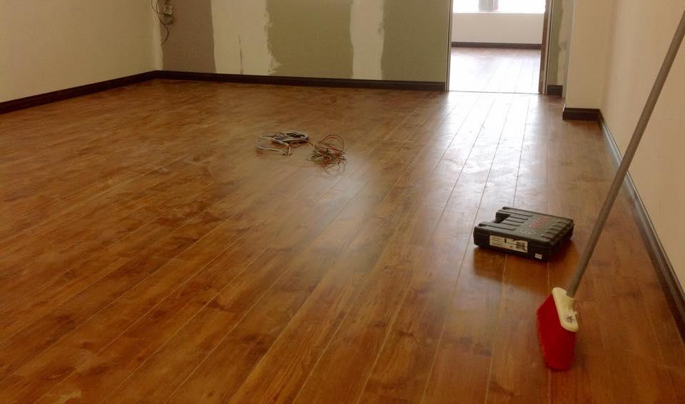 12mm Premium Laminate Floor for Office