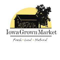iowa grown market logo