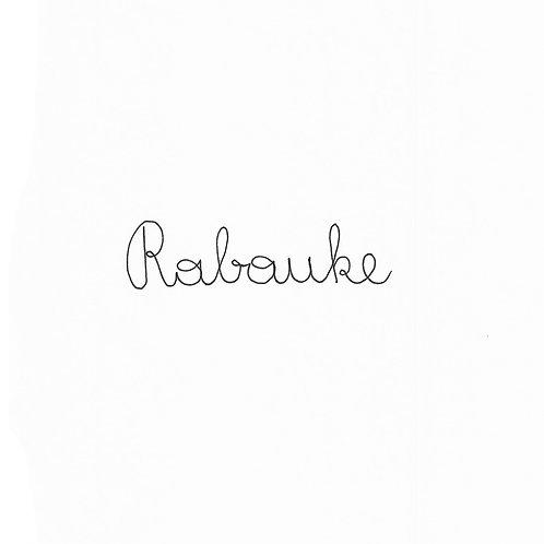 Baby Rabauke
