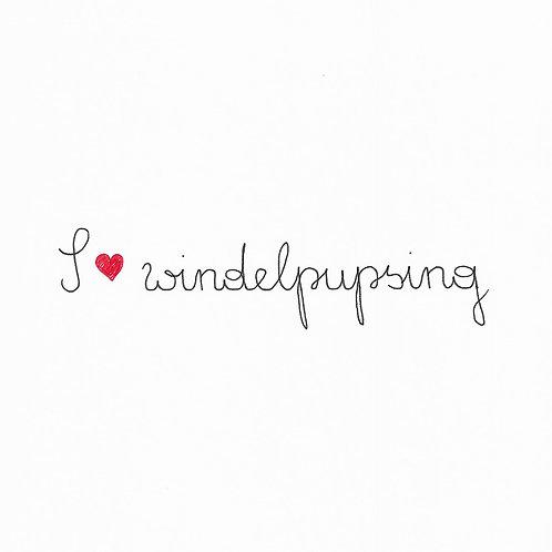 Baby I Love Wintelpupsing