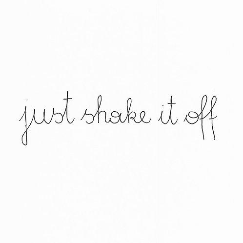 Just Shake It Off
