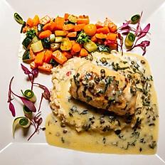 Saltinboca alla Romana Chicken
