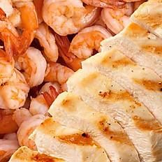 Add to any dish Chicken $6.00 | Shrimp $2.95 ea. | Meatball $2.95 ea.