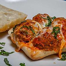 Meatball Parmesan