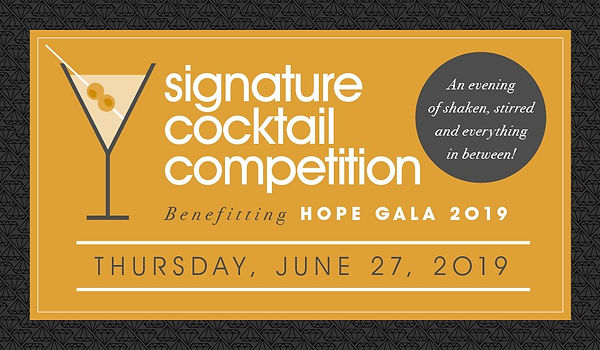 cocktail competition | seattlehopegala2019