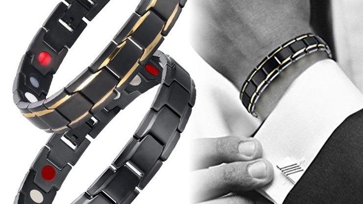 Men's Single Power Bracelet