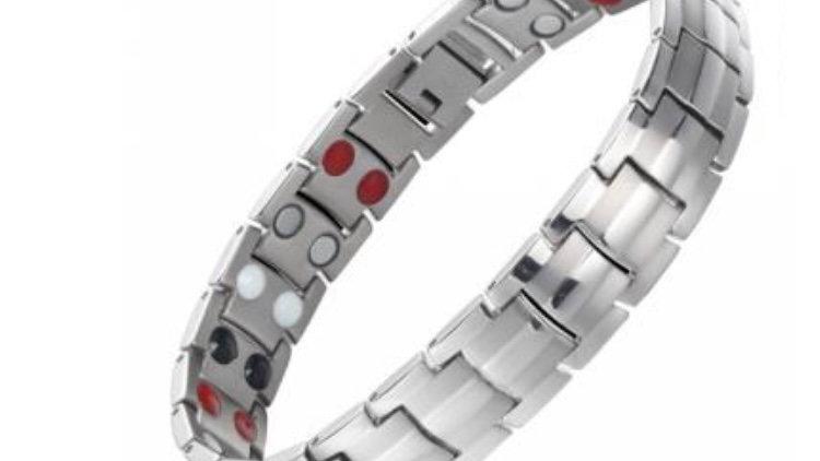copy of Mens Black/Blue- Single Strength Power Bracelet