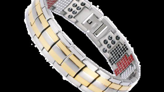 Triple Strength Power Bracelet with Hermatite