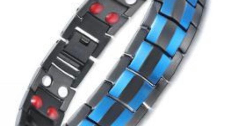 Mens Double Strength Power Bracelet