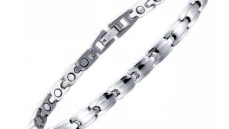 copy of Single Strength Power Bracelet with Tourmaline