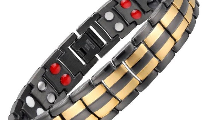 Men's Double Strength Power Bracelet