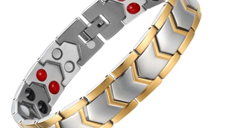 Double Strength Power Bracelet