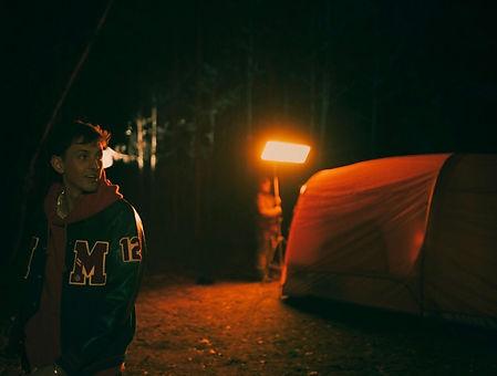 Camping is Cheaper Jaxson Varni BTS